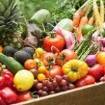 Frutas y verduras más saludables