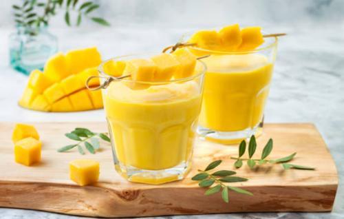 Nutrientes en el mango