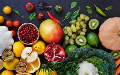 Razones para comer frutas y verduras